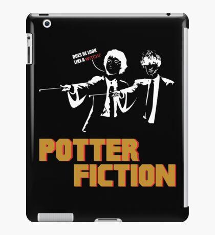 Potter Fiction - Parody iPad Case/Skin