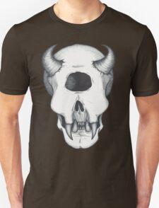 Cyclops Skull Unisex T-Shirt