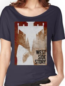 west side story Women's Relaxed Fit T-Shirt