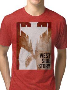 west side story Tri-blend T-Shirt