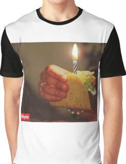 Birthday Taco - Utopia Graphic T-Shirt