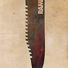 Rambo by 1974design