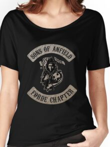 Sons of Anfield - Førde (Norway) Chapter Women's Relaxed Fit T-Shirt