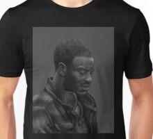 Alec Hardison Greyscale Unisex T-Shirt