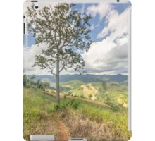 Lonely tree in Chiang Mai iPad Case/Skin