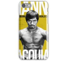Manny PACMAN Pacquiao iPhone Case/Skin