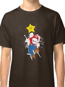 Super Mario Splattery T-Shirt Classic T-Shirt