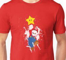Super Mario Splattery T-Shirt Unisex T-Shirt
