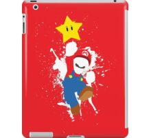Super Mario Splattery T-Shirt iPad Case/Skin