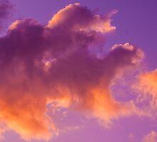 Cloud dragon by 60nine
