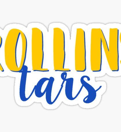 Rollins Tars Sticker