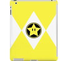 Star Plumber Ranger iPad Case/Skin