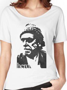 Hero - Charles Bukowski Women's Relaxed Fit T-Shirt
