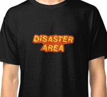 Disaster Area Classic T-Shirt