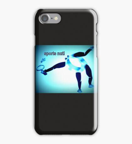Sports nut! iPhone Case/Skin
