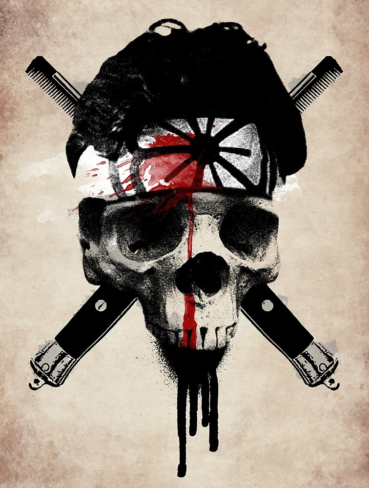 Death to LaRusso by 1974design