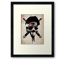 Death to LaRusso Framed Print