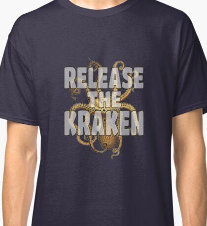 RELEASE THE KRAKEN Classic T-Shirt