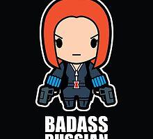 Badass Russian by JolleyRoger