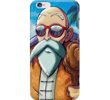 The Master Roshi  iPhone Case/Skin