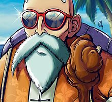 The Master Roshi  by JuanCharles