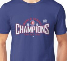Chicago Cubs World Series Champions Unisex T-Shirt