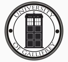 University of Gallifrey by cophine324b21
