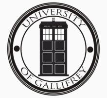 University of Gallifrey by Natasha Cope