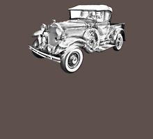 1930 Ford Model A Pickup Truck Illustration Unisex T-Shirt