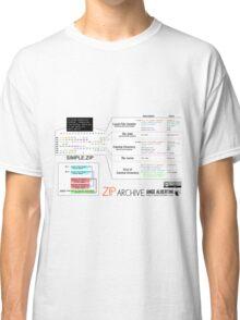 a mini ZIP Classic T-Shirt