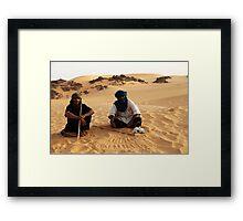 Desert Keepers Framed Print