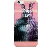 Vaporwave Donnie Darko! iPhone Case/Skin