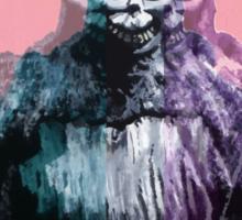 Vaporwave Donnie Darko! Sticker