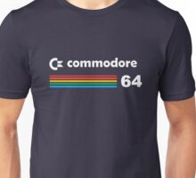 Commodore 64 Retro Computer Tshirt  Unisex T-Shirt
