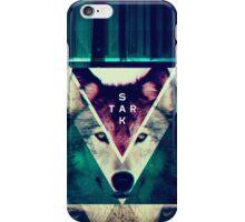 House Stark Hipster design iPhone Case/Skin