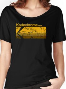 Kodachrome vintage Women's Relaxed Fit T-Shirt