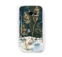 Snow Reeds Samsung Galaxy Case/Skin