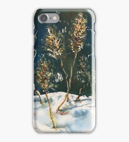 Snow Reeds iPhone Case/Skin