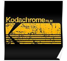 Kodachrome vintage Poster