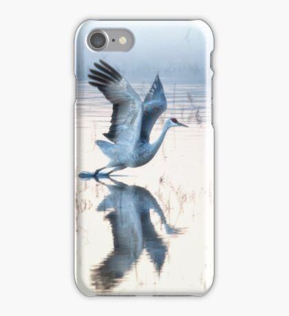 Flying away iPhone Case/Skin
