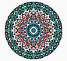 Tribal Mandala G405 Kids Tee