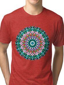 Tribal Mandala G405 Tri-blend T-Shirt