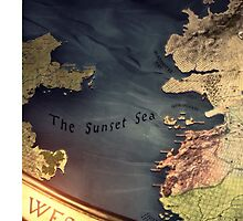 Westeros Map by geekcases