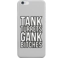 TANK TURRETS ! iPhone Case/Skin