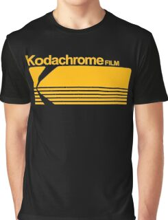 Kodachrome film Graphic T-Shirt
