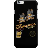 Super Clegane Bros. iPhone Case/Skin