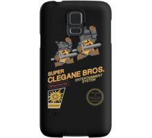 Super Clegane Bros. Samsung Galaxy Case/Skin