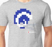 Los Angeles Vintage Helmet - Tecmo Bowl Shirt Unisex T-Shirt
