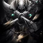 Azir - League of Legends - the Emperor of the Sands by Waccala