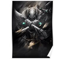 Azir - League of Legends - the Emperor of the Sands Poster